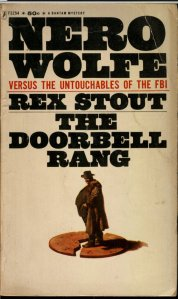 The Doorbell Rang - October 1966 - First Printing - Front Cover
