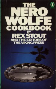 The Nero Wolfe Cookbook - 1981 - Front Cover